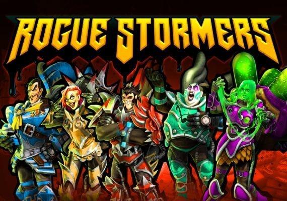 Rogue Stormers EU