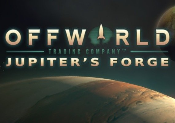 Offworld Trading Company: Jupiter's Forge - Expansion Pack