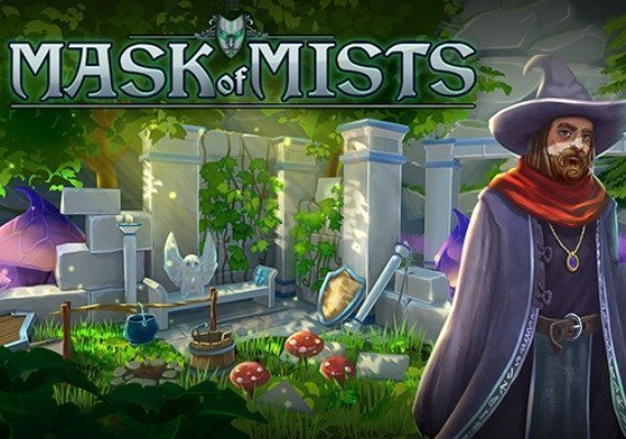 Mask of Mists US
