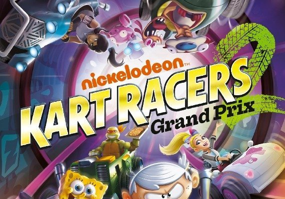 Nickelodeon Kart Racers 2: Grand Prix EU