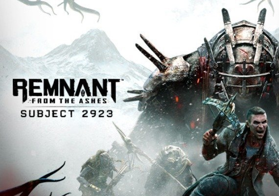 Remnant: From the Ashes - Subject 2923 EU