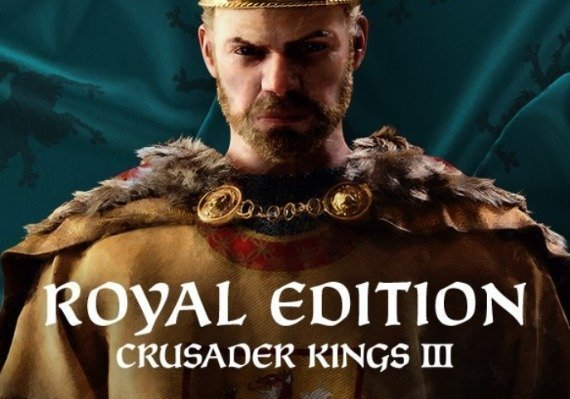 Crusader Kings III - Royal Edition