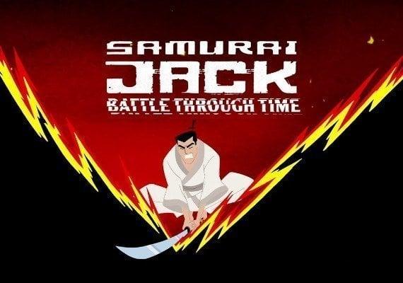 Samurai Jack: Battle Through Time EU