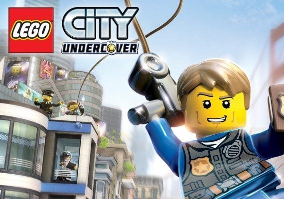 LEGO City: Undercover NA