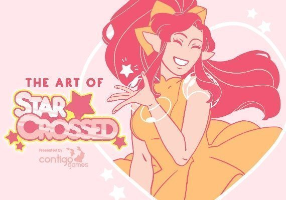 StarCrossed - Art Book and Comic US