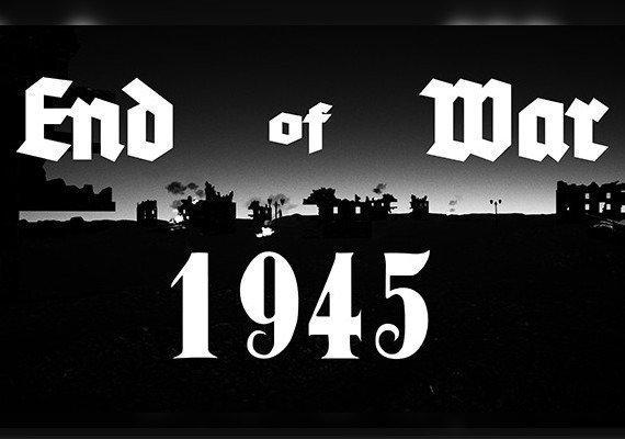 End of War 1945 US