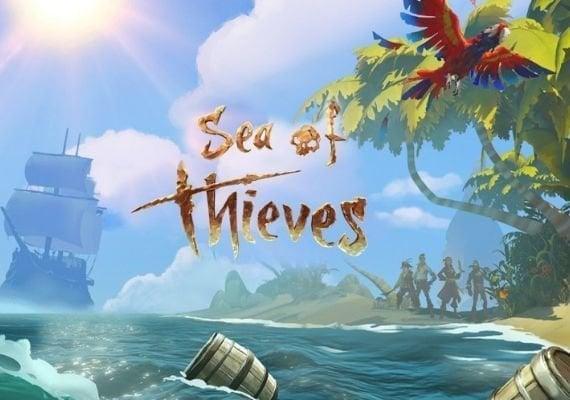 Sea of Thieves - Nightshine Parrot Bundle