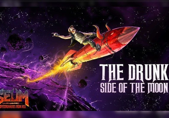 SEUM: Speedrunners from Hell - The Drunk Side of the Moon