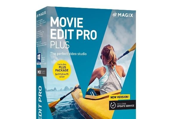 MAGIX Movie Edit Pro Plus 2018