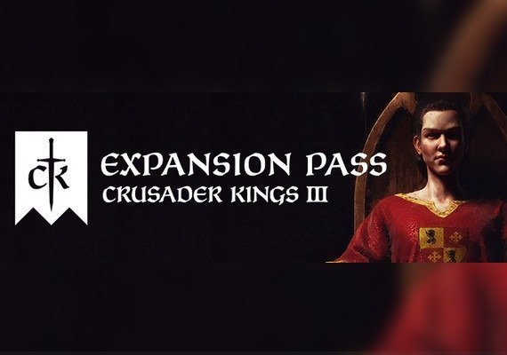 Crusader Kings III - Expansion Pass