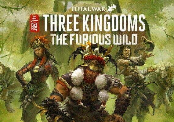 Total War: Three Kingdoms - The Furious Wild EU