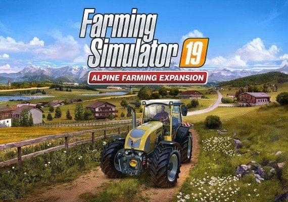 Farming Simulator 19 - Alpine Farming Expansion EU