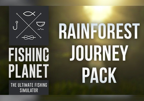 The Fisherman: Fishing Planet - Rainforest Journey Pack
