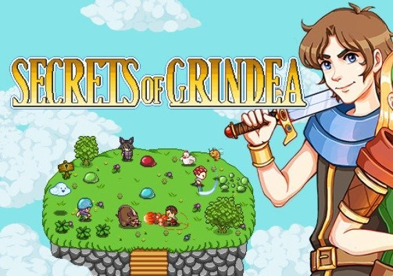 Secrets of Grindea