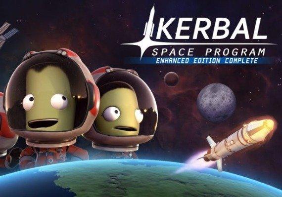 Kerbal Space Program: Enhanced Edition - Complete Bundle EU
