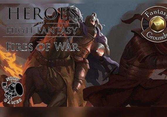 Fantasy Grounds - Heroes of High Fantasy: Fires of War EU