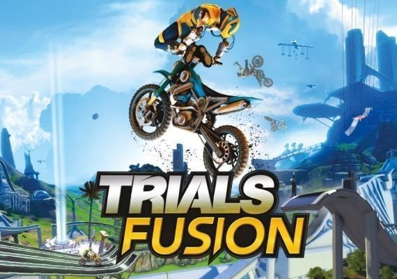 Trials Fusion - The Awesome Max Edition EU