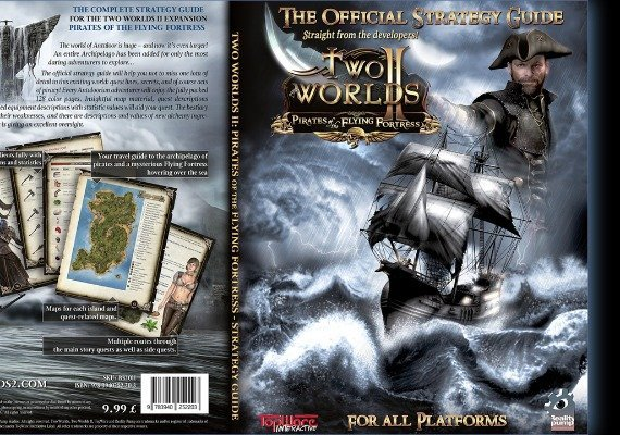Two Worlds II: Pirates of the Flying Fortress - Strategy Guide