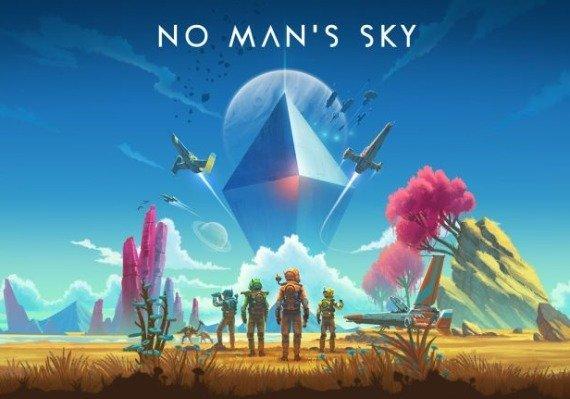 No Man's Sky EU