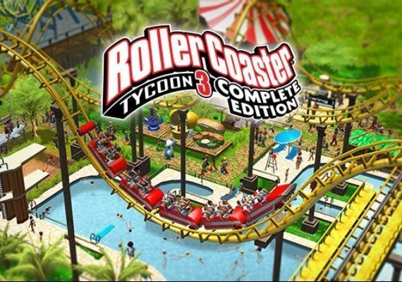 RollerCoaster Tycoon 3 - Complete Edition EU