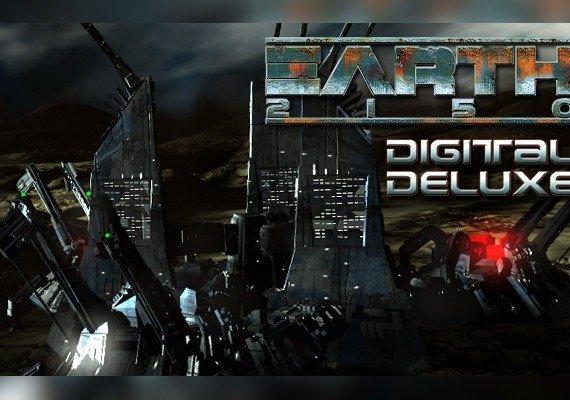 Earth 2150: Digital Deluxe Content