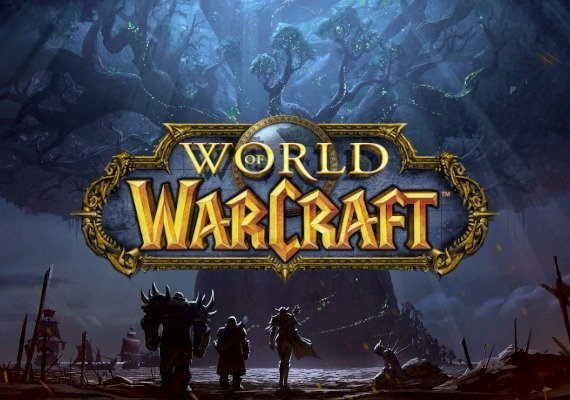 World of Warcraft 30 day time card US