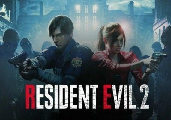 Resident Evil 2 Remake ASIA