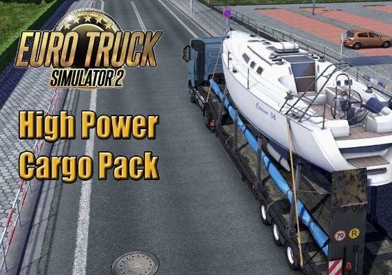 Euro Truck Simulator 2 - Cargo Bundle
