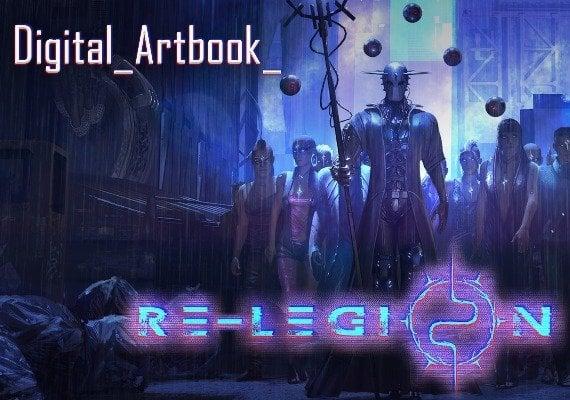 Re-Legion: Digital Artbook