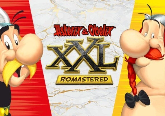 Asterix and Obelix XXL: Romastered