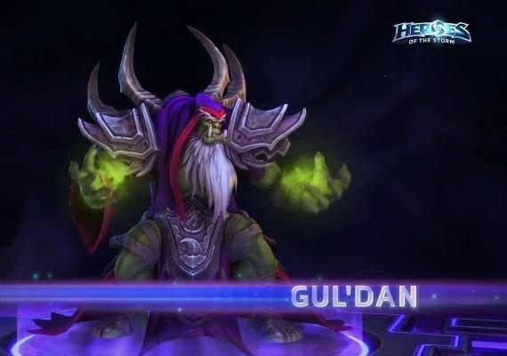 Heroes of the Storm: Guldan Hero