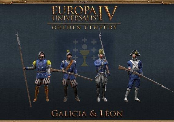 Europa Universalis IV: Golden Century EU
