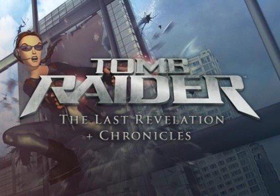 Tomb Raider: The Last Revelation + Tomb Raider: Chronicles - Bundle