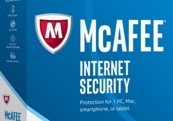 McAfee Internet Security 2018 5 Years 1 Dev