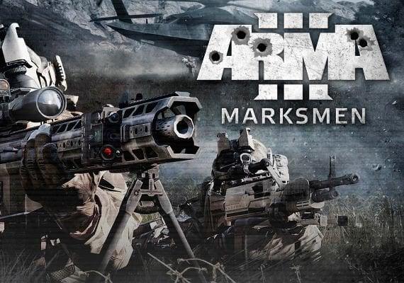 Arma III: Marksmen