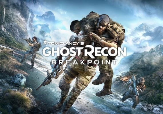 Tom Clancy's Ghost Recon Breakpoint - Gold Edition EU