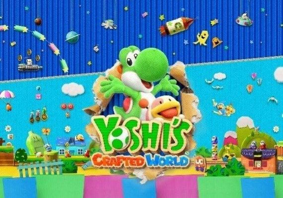 Yoshi's Crafted World US