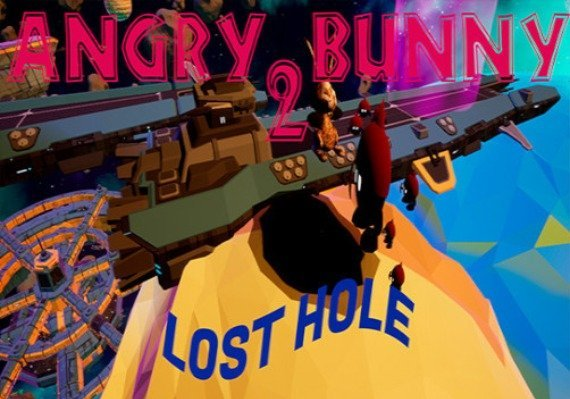 Angry Bunny 2: Lost hole