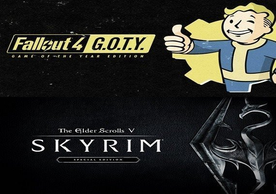 The Elder Scrolls V: Skyrim - Special Edition + Fallout 4 GOTY