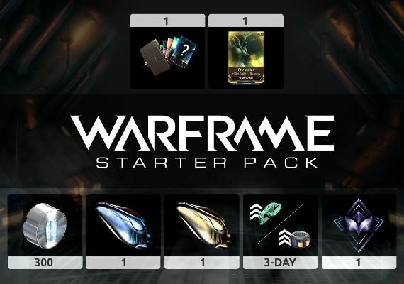 Warframe - Starter Pack Other Key