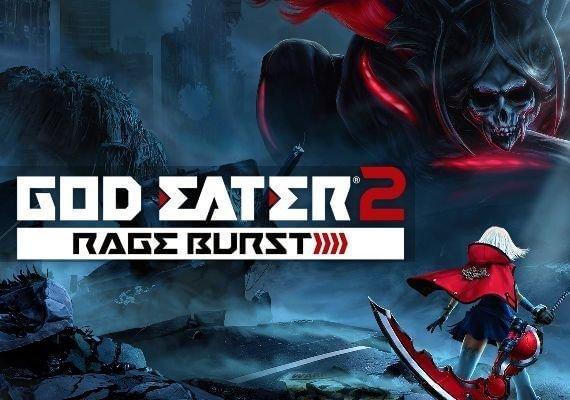 God Eater 2: Rage Burst EU