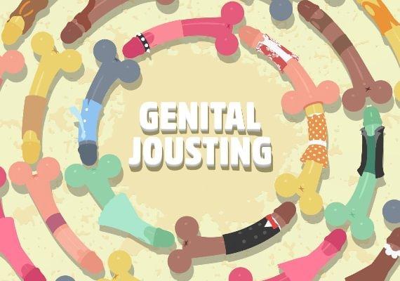 Genital Jousting