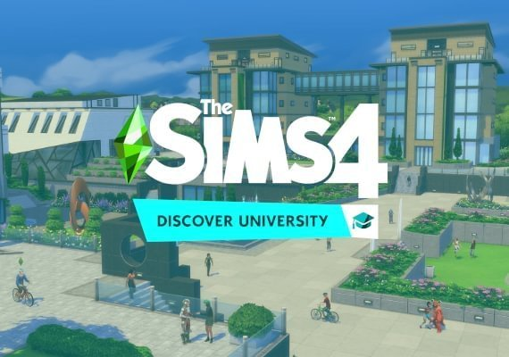 The Sims 4: Discover University US