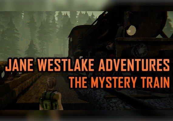 Jane Westlake Adventures: The Mystery Train