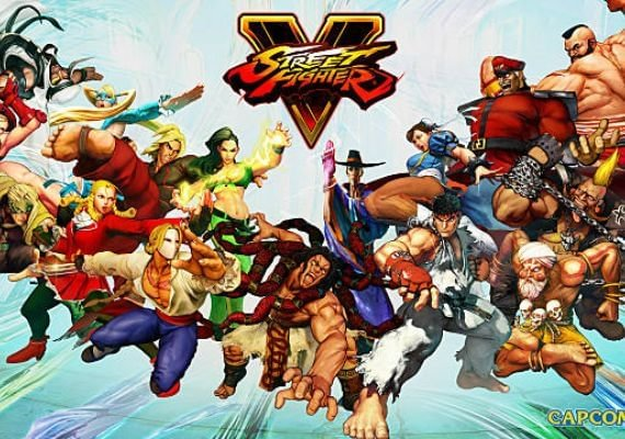 Street Fighter V 2017 - Deluxe Edition