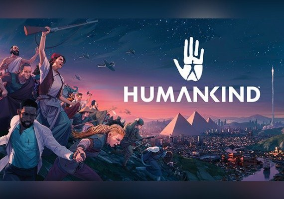 Humankind - Digital Deluxe Edition PRE-PURCHASE