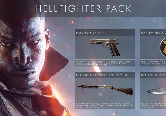 Battlefield 1: Hellfighter Pack Xbox One