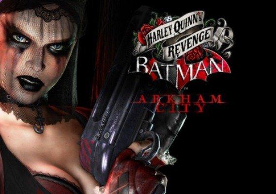 Batman: Arkham City - Harley Quinn's Revenge US