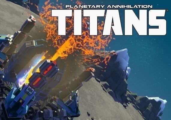 Planetary Annihilation: TITANS EU