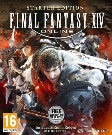 Final Fantasy XIV - Starter Edition EU